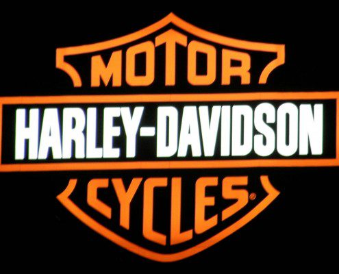 Harley Davidson Electric Sign