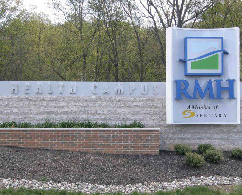 RMH Outdoor Electric Sign