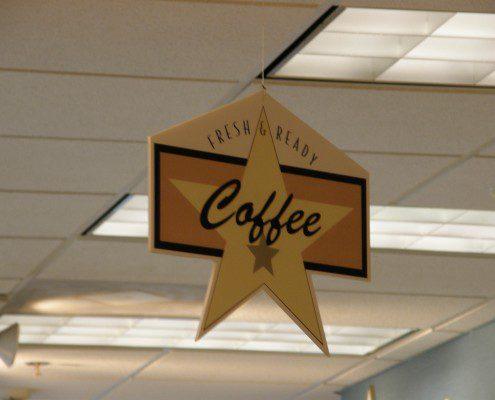 Everyday Shop Custom Indoor Sign