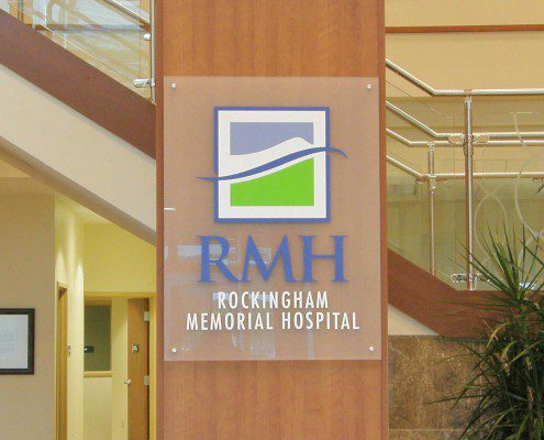 RMH Office Sign