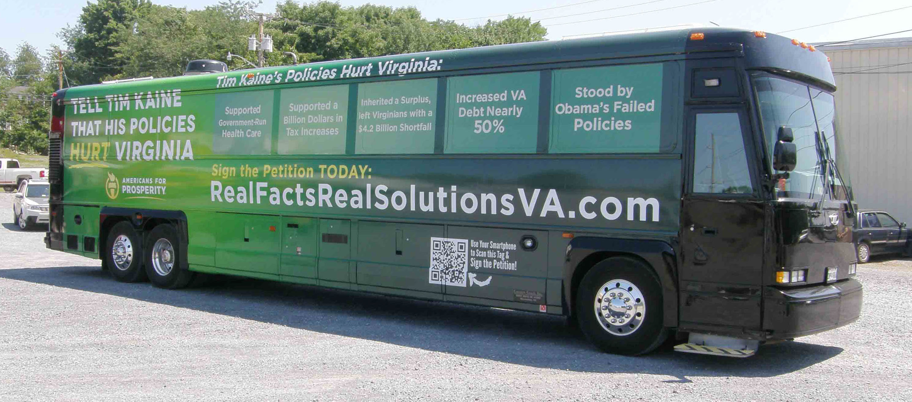 Realfactsrealsolutionsva Com Vehicle Wrap Eddie Edwards Signs