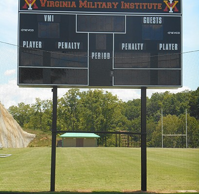 VMI Electric Sign Scoreboard